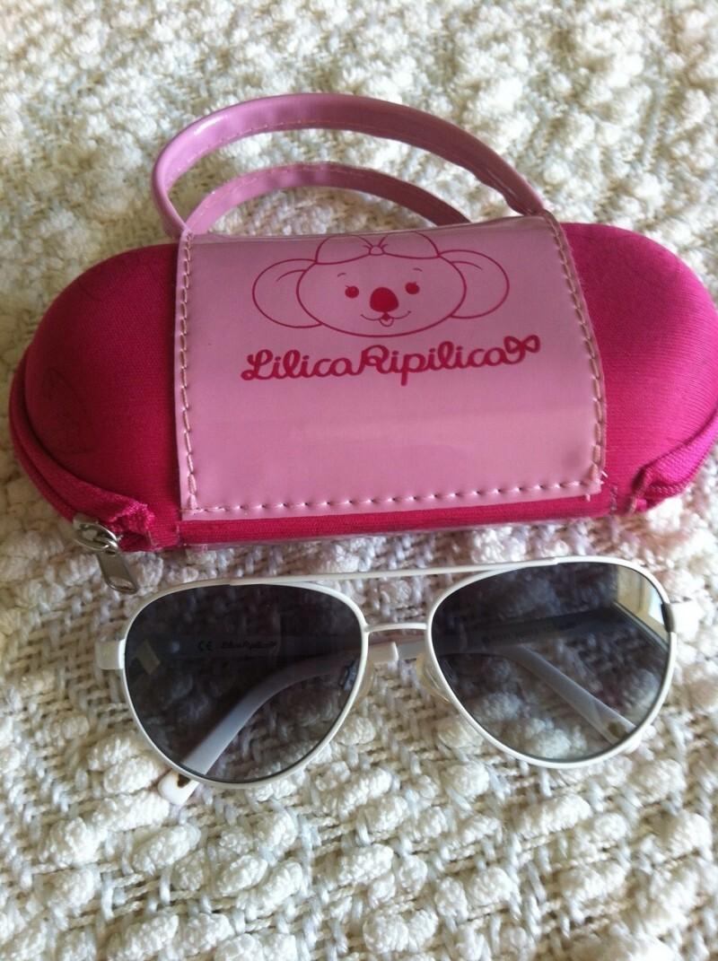 bdcb4253406a2 Tag  Óculos De Sol Infantil Feminino Lilica Ripilica