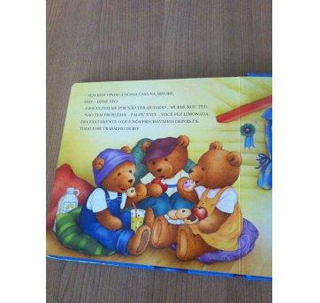 Livro Ted Ajuda - Sem faixa etaria - Ciranda Cultural
