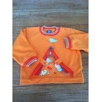 Blusa em Moletom da Famosa Marca Holandesa Oilily - 2 anos - Oilily