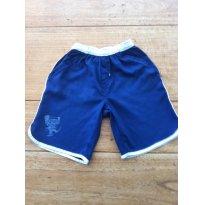 Primavera - Shorts Tigor em Tactel - 2 anos - Tigor T.  Tigre