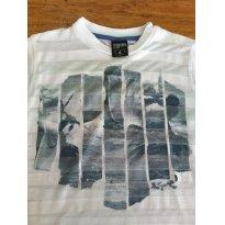 Primavera! Camiseta Tigor - 4 anos - Tigor T.  Tigre