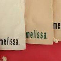 ORIGINAL MELISSA - Saquinho Embalagem em Tecido - Sem faixa etaria - Melissa