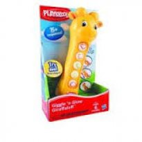 PLAYSKOOL - Girafa Brilhante! - Sem faixa etaria - Playskool