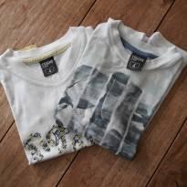 Duas Camisetas TIGOR! - 4 anos - Tigor T.  Tigre