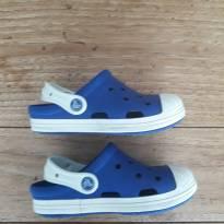 CROCS - Azul Bic e Branco - 30 - Crocs