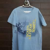 TIGOR T. TIGRE - Camiseta Azul do Tigrinho - 6 anos - Tigor T.  Tigre