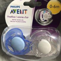Chupeta Philips Avent - 0 a 6 Meses -  - Avent Philips