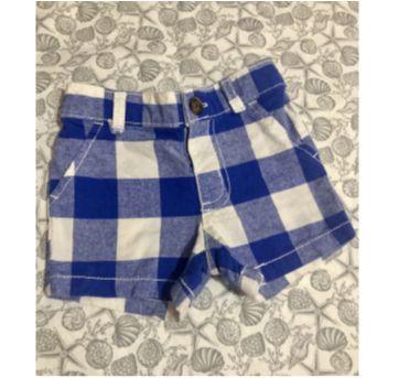 Shorts menino - carters - 3 meses - 3 meses - Carter`s