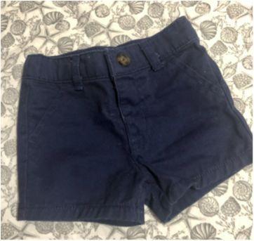 Shorts menino carters - 3 meses - 3 meses - Carter`s