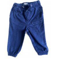 Calça Oshkosh azul marinho - 9 meses - 9 a 12 meses - OshKosh