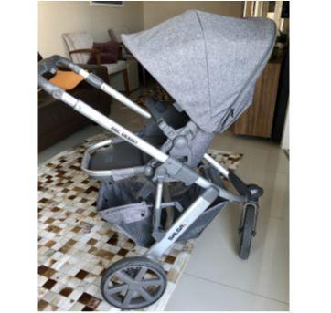 Carrinho de bebê - Salsa 3 - ABC DESIGN - Sem faixa etaria - ABC Design