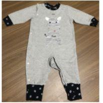 Macacão quentinho / 6-9 meses - 6 a 9 meses - Pinoti Baby