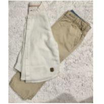 Camisa e calça / Zara Baby 6-9 meses - 6 a 9 meses - Zara Baby
