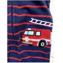 """Pijama """"bombeiro"""" com pezinhos carters - 12m"""