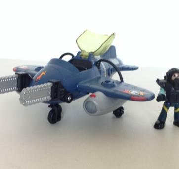 Avião Twister Jet Imaginext - Sem faixa etaria - Imaginext