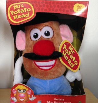 Mr potato head - Sem faixa etaria - Hasbro