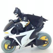 Batman com moto Imaginext -  - Imaginext
