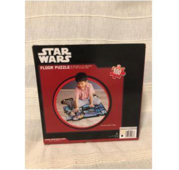 Quebra cabeça Star Wars - Sem faixa etaria - Disney