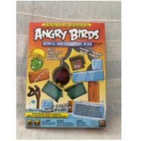 Jogo do Angry Birds -  - Mattel