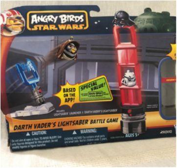 Jogo do Angry Birds Star Wars - Sem faixa etaria - Hasbro