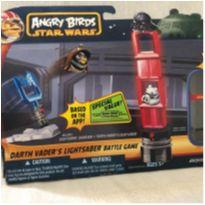 Jogo do Angry Birds Star Wars -  - Hasbro