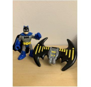 Batman Imaginext - Sem faixa etaria - Imaginext