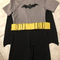 Fantasia Batman - 6 anos - DC Comics