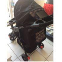 Carrinho de bebê Travel System moove preto mescla -  - Cosco