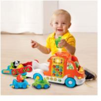 Brinquedo educativo VTech - Car Carrier -  - Vtech