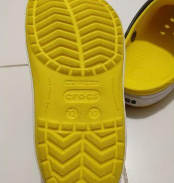 Crocs Amarela - 29 - Crocs
