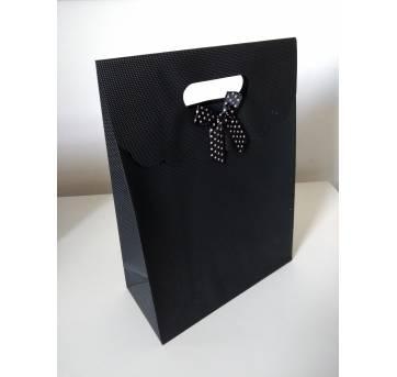 Sacolinhas pretas para brindes / surpresa - Sem faixa etaria - Não informada
