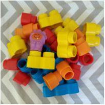 Fofoblocos com 25 peças -  - Elka