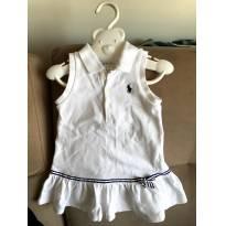 vestido , POLO RALPH LAUREN - 9 a 12 meses - Polo e Ralph Lauren