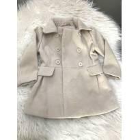 casaco pra espantar o frio com glamour! - 2 anos - Não informada