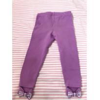 calça leging de lacinhos - 3 anos - Ralph Lauren