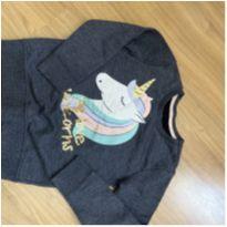 Moleton unicornio - 6 anos - Palomino