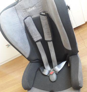 Cadeira Para Automóvel Infanti Racing Kid N103 755i - Sem faixa etaria - Infanti