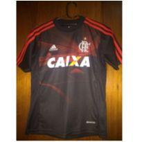 camisa flamengo - 6 anos - Adidas