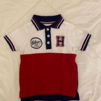Polo Tommy Hilfiger - 1 ano - Tommy Hilfiger