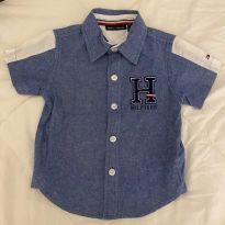 Camisa Tommy Hilfiger - 1 ano - Tommy Hilfiger