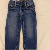 Calça jeans Baby GAP - 18 a 24 meses - GAP e Baby Gap