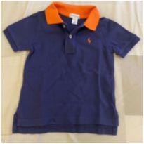 Camisa Polo Ralph Lauren - 2 anos - Ralph Lauren