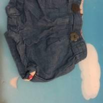 shorts tip top tamanho M - 3 a 6 meses - Tip Top