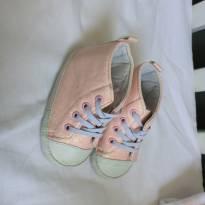 tênis rosa com brilho, marca carter`s de 3-6 meses - 13 - Carter`s