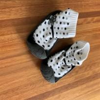 calçado meia com solado de borracha - 18 - Tip Top