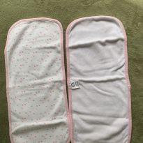 kit com dois paninhos de ombro - Sem faixa etaria - Gerber