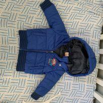 casaco com capuz , marisol 6-9 meses - 6 a 9 meses - Marisol