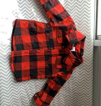 jaqueta forrada carter's 12 meses - 1 ano - Carter`s