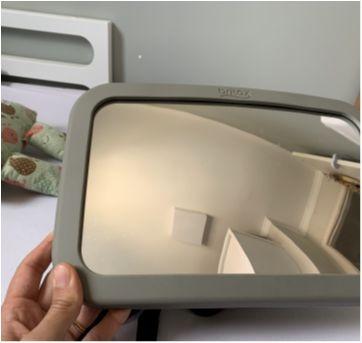 Espelho para Banco Traseiro - Britax - Sem faixa etaria - Britax