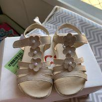 sandália feminina tamanho 21 - 21 - Tricae